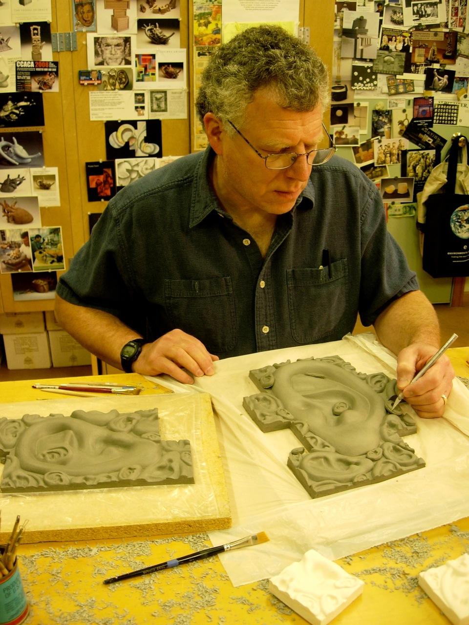 Richard notkin workshop